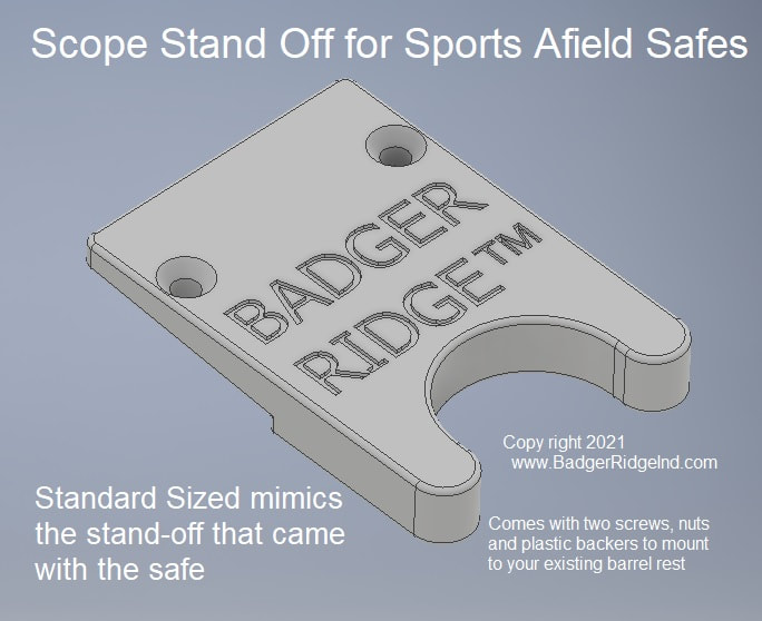 Scope Stand-off for Sports Afield